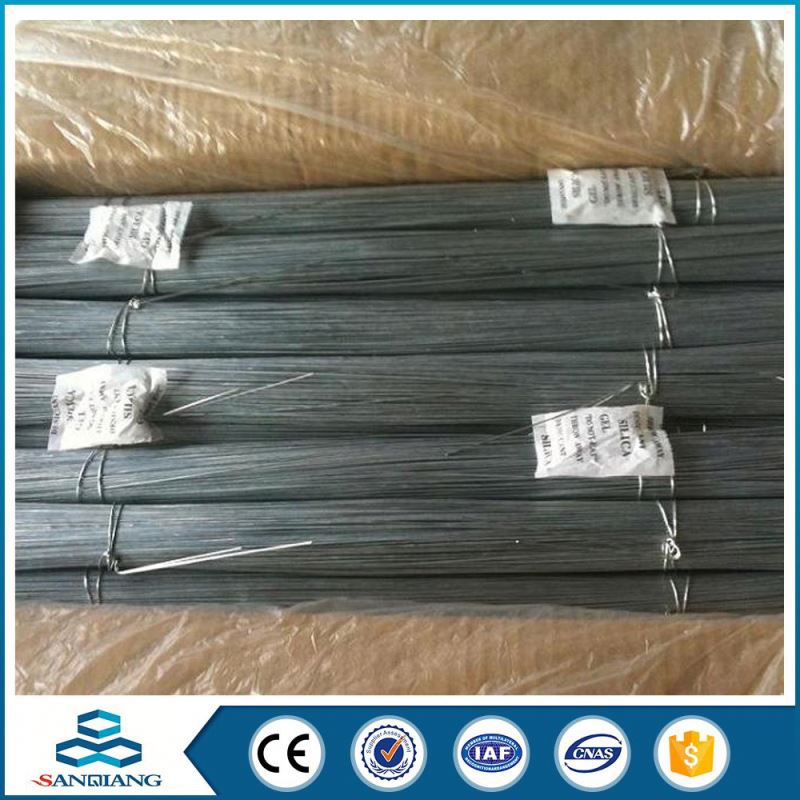 manufacturer supply anping flat hexagonal galvanized iron wire mesh