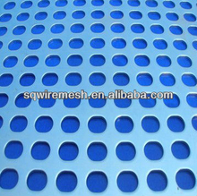 high quality PVC Perforated Metal (gold supplier )