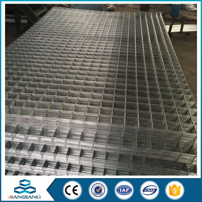 stainless steel wire 6x6 reinforcing welded wire mesh panels price