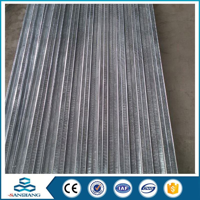 galvanized high qulaity expanded metal rib lath stutto