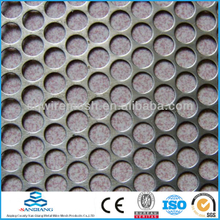 galvanized steel or Aluminum preforated metal mesh directly factory