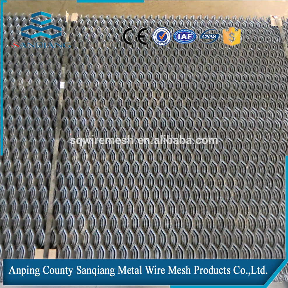 All kinds of expanded metal mesh-sanqiang manufacture