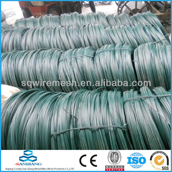 Hot sale SanQiang PVC Coated Wire