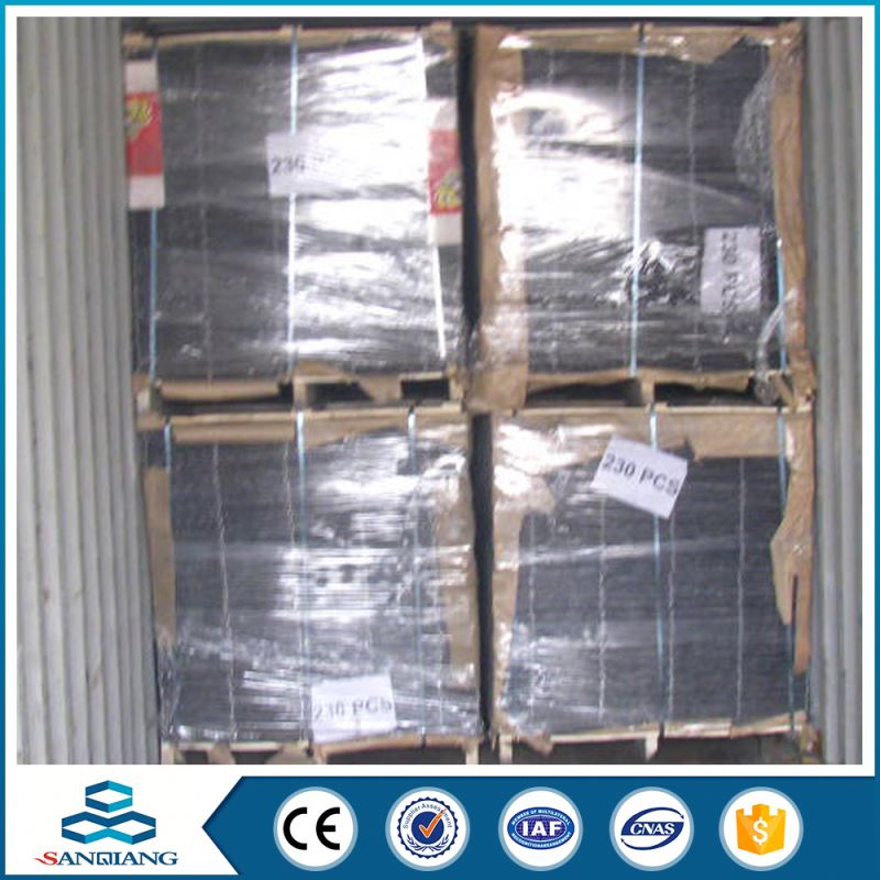 2016 Fashion security guard 2*2mm welded wire mesh panels price