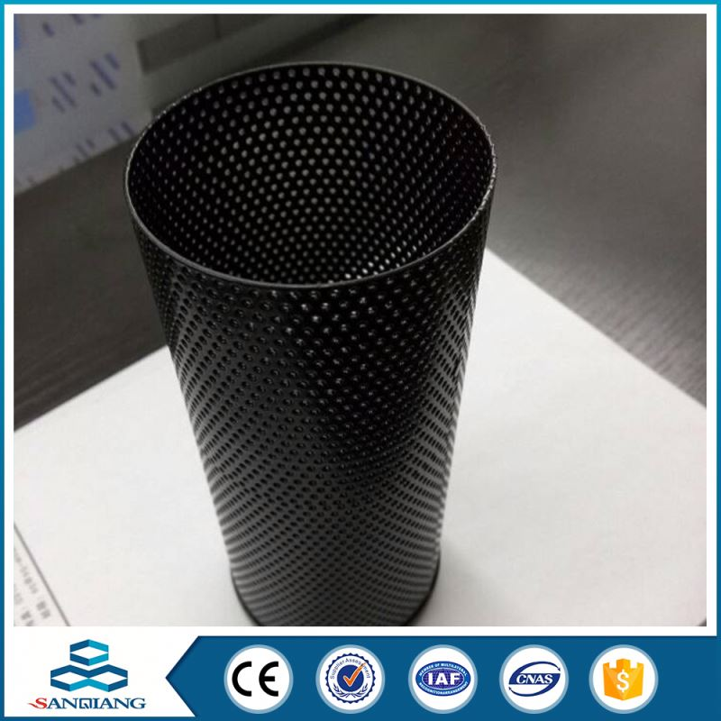 special aping r ing perforated metal mesh liquid filter pack