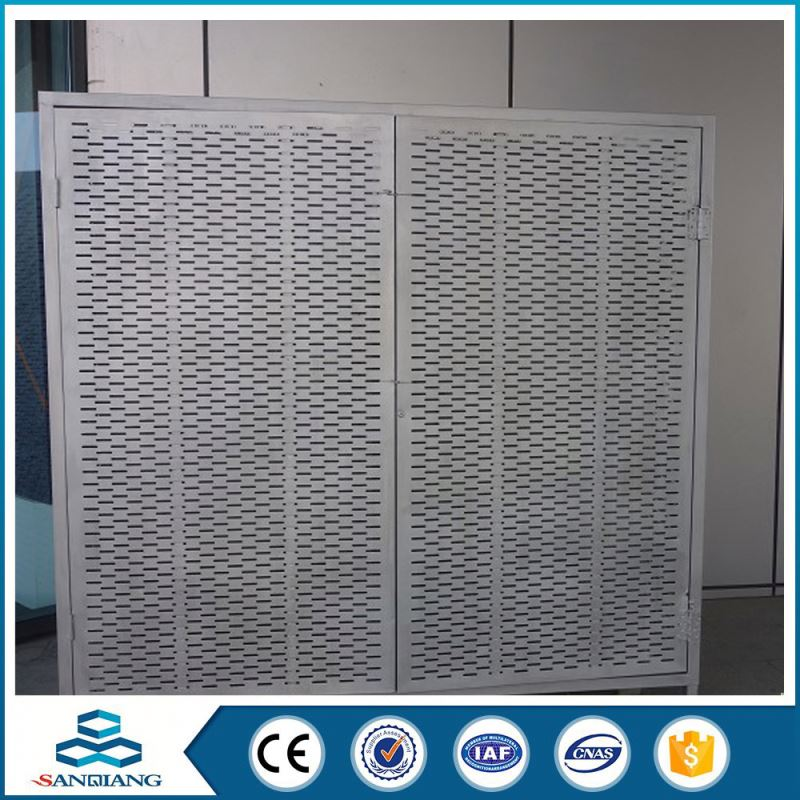 popular oval perforated metal mesh water filter cartridge