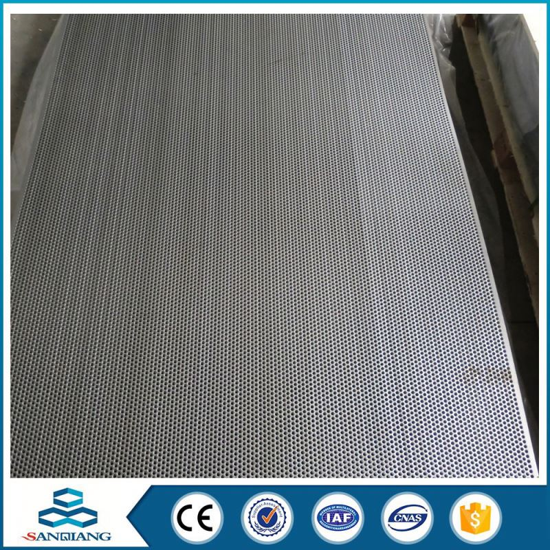 good quality exporter perforated metal sheet mesh from direct factory