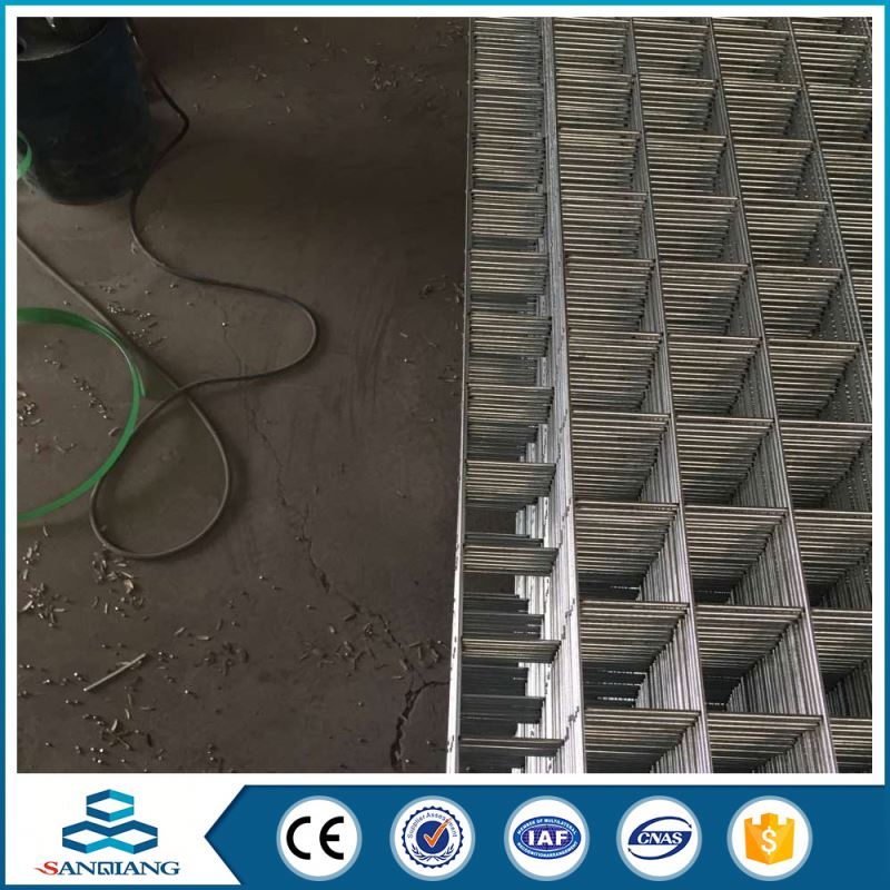 double circle 2x4 welded wire mesh panels for fence