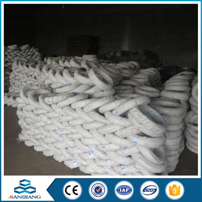 18 prime quality pvc coated galvanized iron wire