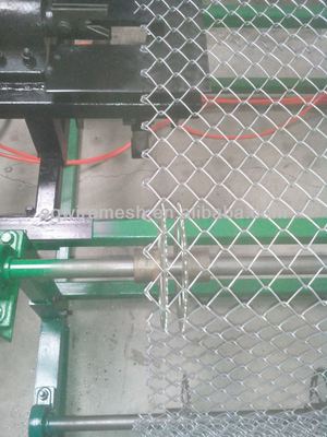 chai link automatic diamond mesh machine