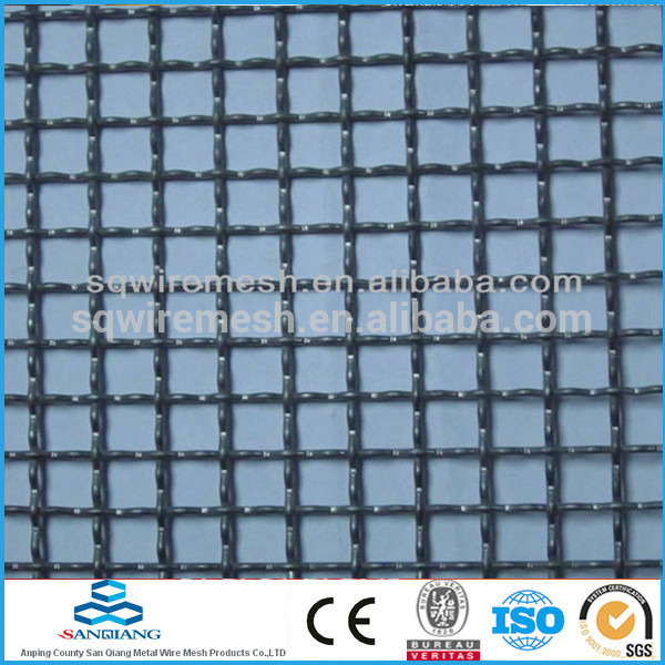SQ-durable structure crimped wire mesh