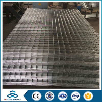 heavy duty 100 x 100mm galvanized welded wire mesh panels exporter
