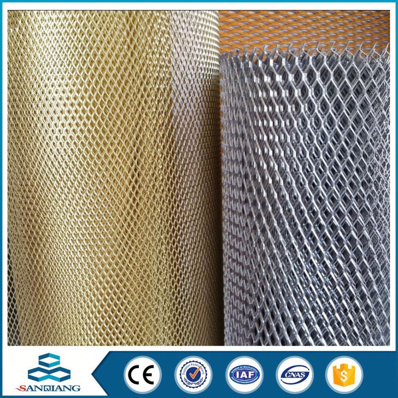 heave duty flexible small hole expanded metal mesh price