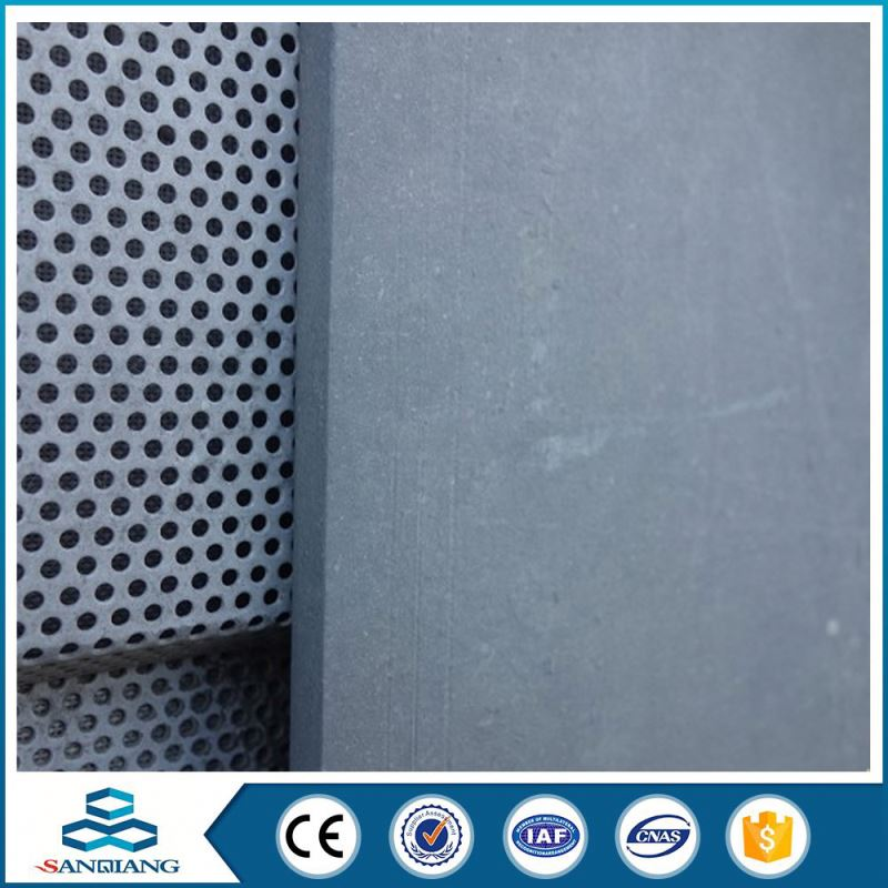 factory hot sale perforated metal mesh from china