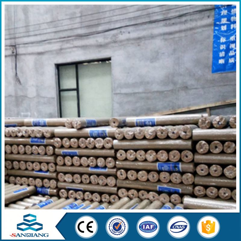 alibaba china popular square hole welded wire mesh anping