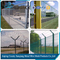 welded mesh fence