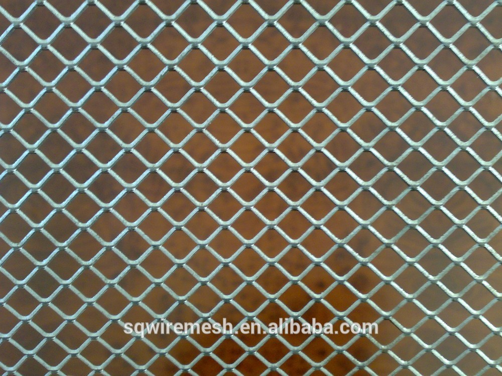 Galvanized / Stainless Steel / Aluminum perforated metal sheet( Factory )