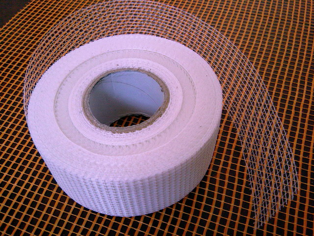 concrete glass fiber mesh tape