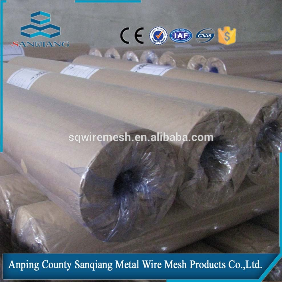 Big Discount! Galvanized Welded Wire Mesh