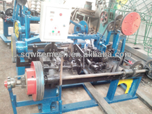 Automatic double twisted barbed wire machine(CS-A)
