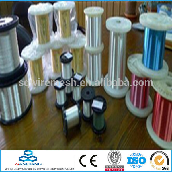 insulated colorful leading aluminum electrical wire