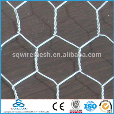 oxidation resistance Anping Hexagnal Wire Mesh