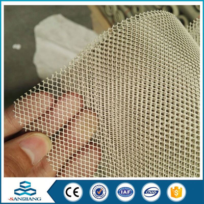 galvanized expanded metal mesh price for fence (anping professional factory)