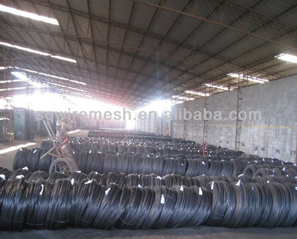 black annealed iron wire(Anping factory in Anping)