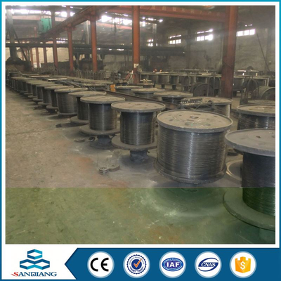 galvanized iron wire and binding wire from professional factory