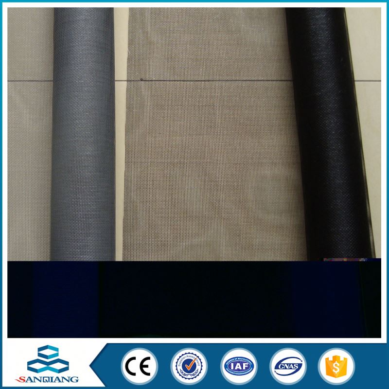2016 New Style plastic metal window net screen mesh material