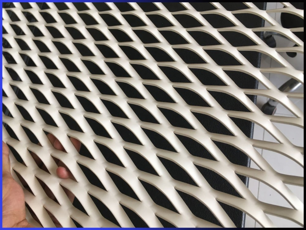 5*10 aluminum grill Expanded Metal mesh