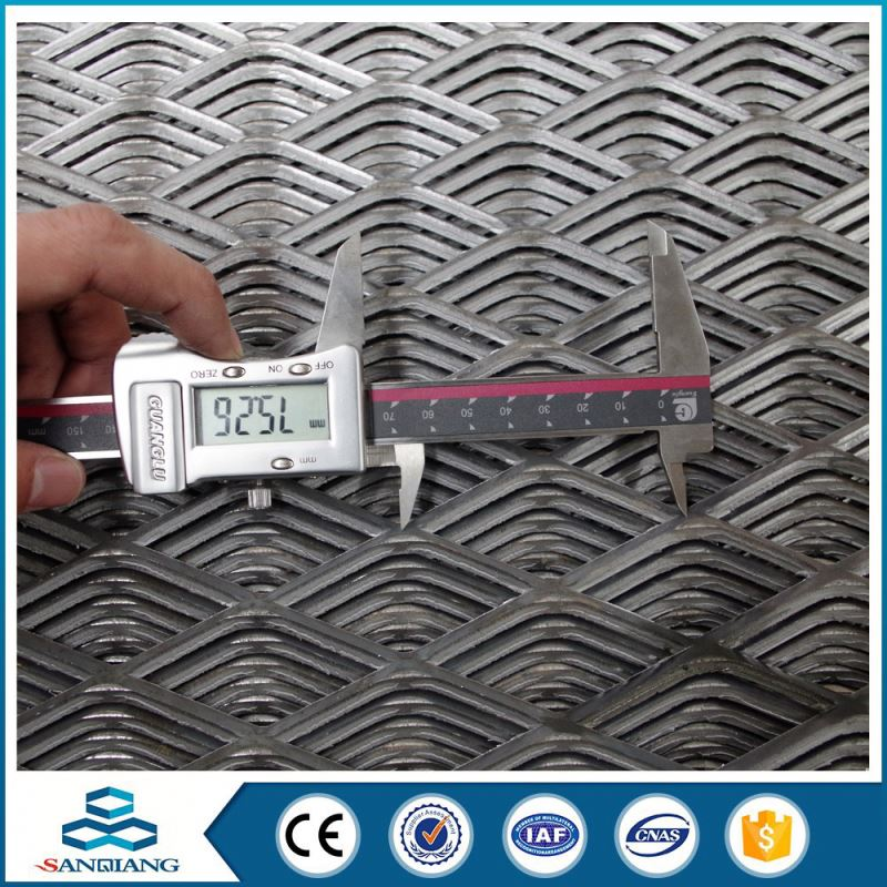 High Grade cheaper diamonded hole expanded metal mesh