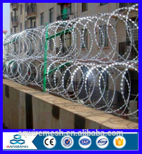 anti-climbed razor barbed wire for guard fence