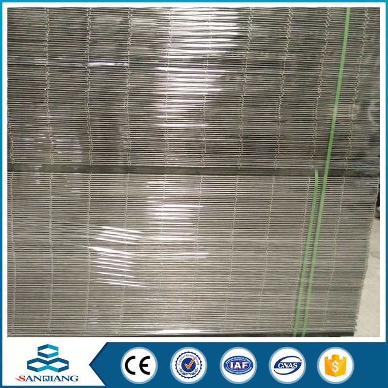 best quality galvanized 4x4 welded wire mesh panel for railings