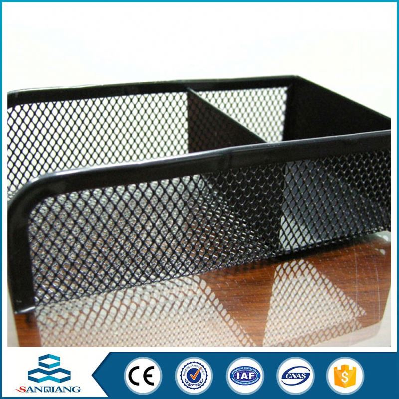 Alibaba expanded metal mesh for fence panels box