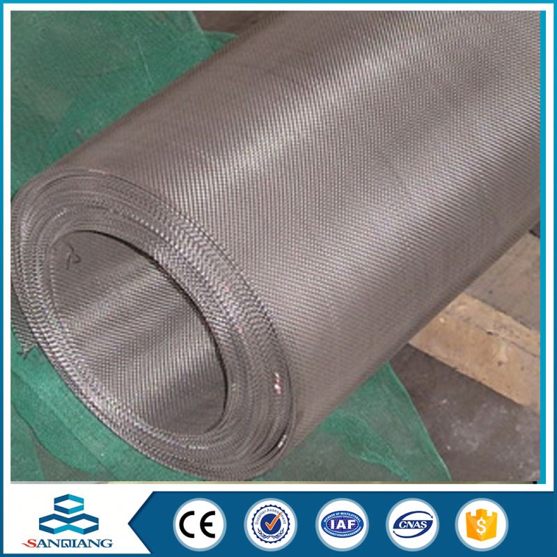 Iso9001 Quality Ensure Assurance 10 micron stainless steel wire mesh strainer