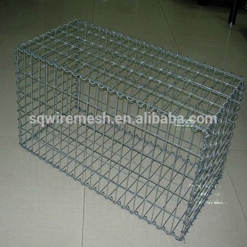 21years factory High Quality 2014 hot dip galvanized welded gabion box(manufacture)