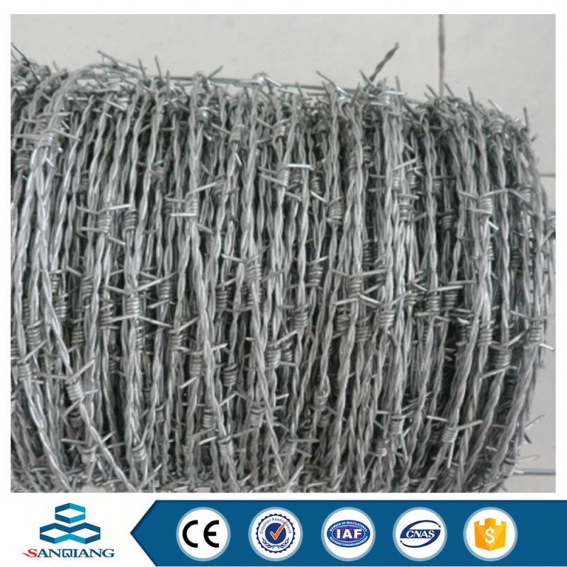 hot dipped galvanized highway double strand concertina razor barbed wire