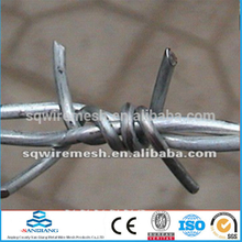 12*12 electric galvanized barbed wire fence(Anping)