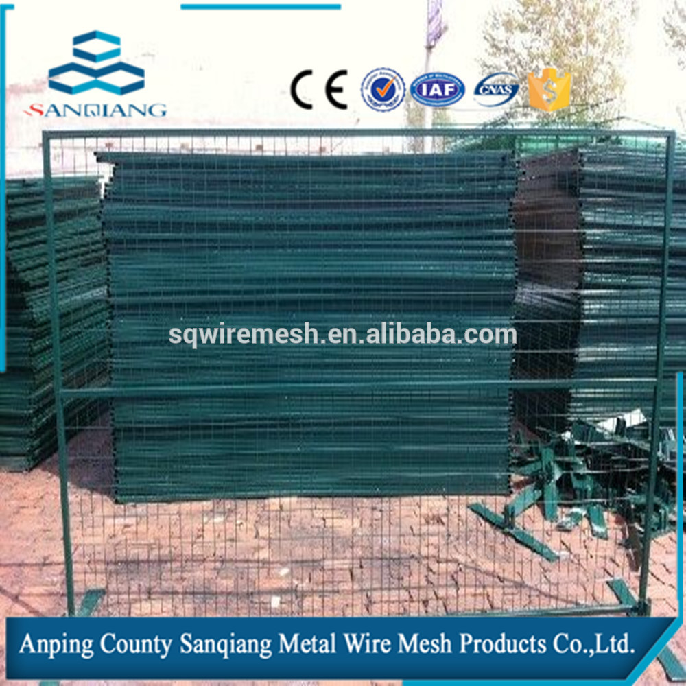 Canada Temporary fence/High quality Temporary Fence