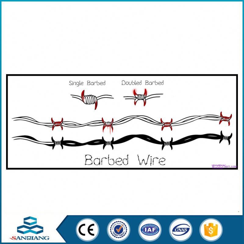 hot sell 304 stainless steel razor barbed wire low price
