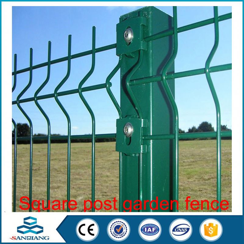 china galvanized 358 anti-cut security movable used chain link fence for sale