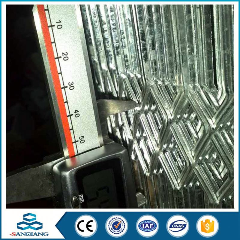 Various 11.15kg/m2 weight all products expanded metal mesh