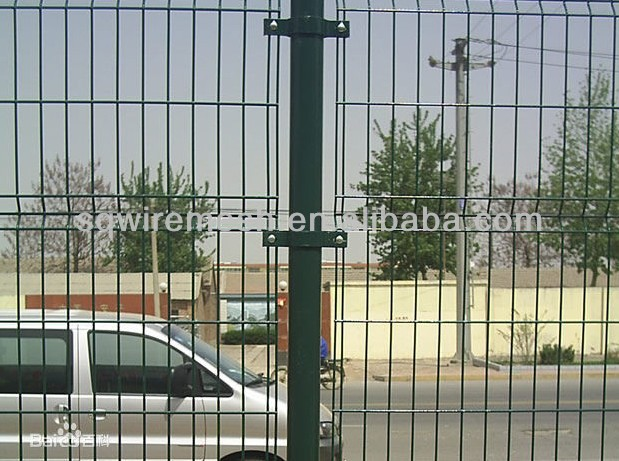 Bilateral wire fence/roadside fence