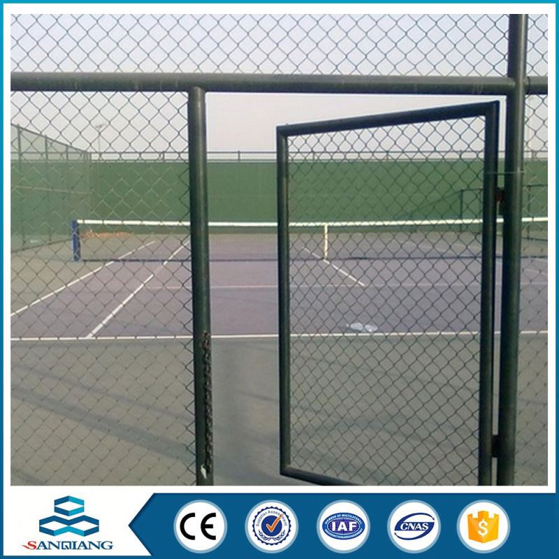 china galvanising temporary movable vinyl fence price