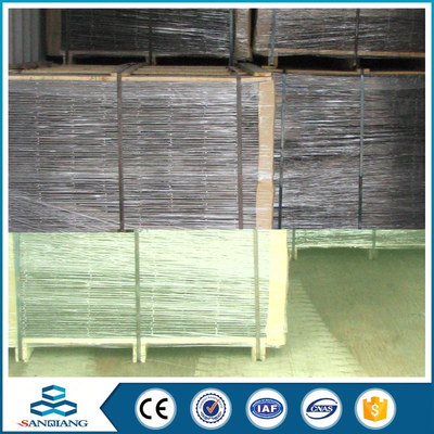3x3 hot-dipped galvanized welded wire mesh panel for sale