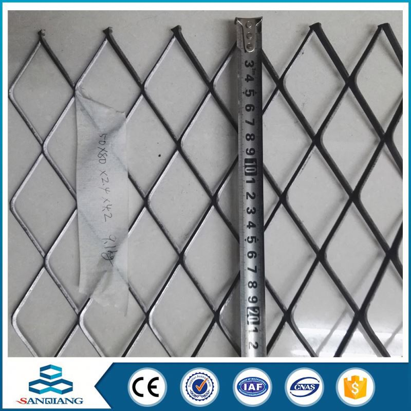 Customized auto air filters outer wire mesh 202 expanded metal mesh factory from china