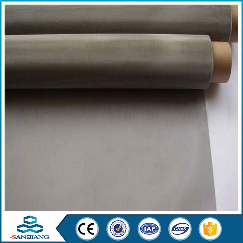 Good Supplier Top Quality stainless steel filter cloth mesh screen