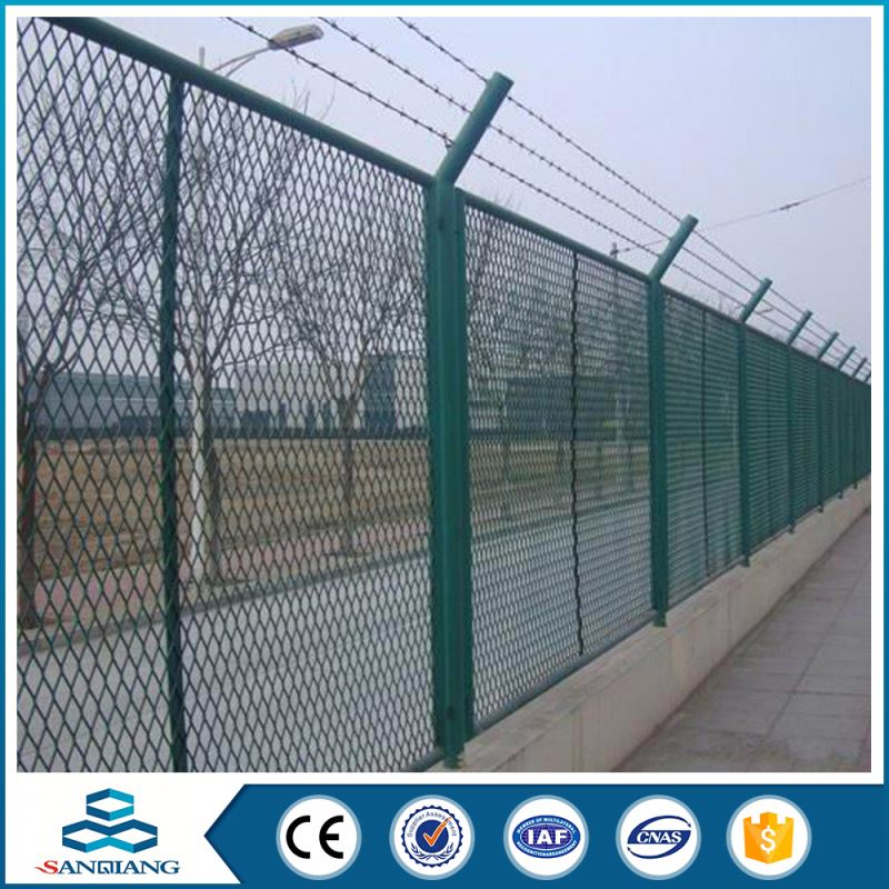china wire galvanzed temporary welded wire mesh fence