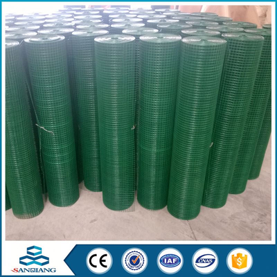 1/inch pvc welded wire mesh 120cm x 30m roll rabbit cage